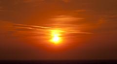Sunset 17th July 2014 (mark_fr) Tags: york sunset sky sun set clouds sunrise volcano iceland view market beck yorkshire hill sunsets estuary vale east april sunrises dust storms 16th minster volcanic mere eruption beverley humber 2010 hornsea eyjafjallajkull weighton of molescroft