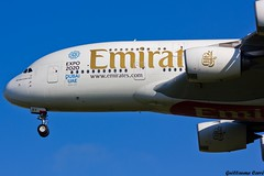 A6-EDY A380 Emirates (Guillaume Carré) Tags: emirates a380 a6edy