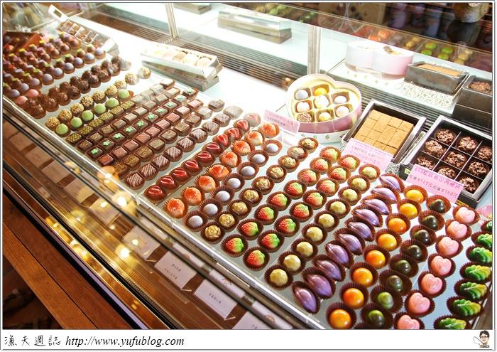 食尚玩家 Nina 妮娜 清境 小旅遊 佛羅倫斯 君士坦丁 巧克力 DIY
