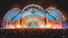 Tomorrowland 2014 (RemydeK) Tags: girls festival opera belgium fireworks boom nightlife tomorrowland edm 2014