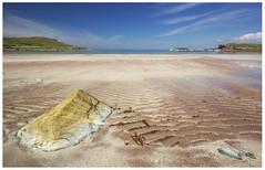 Clashnessie Beach, Assynt (Gordon_Farquhar) Tags: ocean sea summer beach water scotland highlands sand rocks atlantic assynt clashnessie
