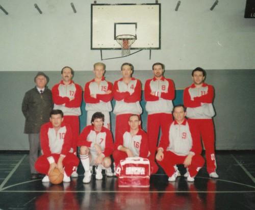 Leumann Basket Club 89-90