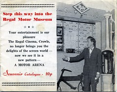 """Regal Motor Museum Brochure 1 • <a style=""""font-size:0.8em;"""" href=""""http://www.flickr.com/photos/124804883@N07/14817976214/"""" target=""""_blank"""">View on Flickr</a>"""