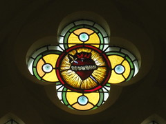 A Stained Glass Window in the Chapel of the Former Parade College - Victoria Parade, East Melbourne (raaen99) Tags: school detail window glass education catholic interior 19thcentury victorian australia melbourne chapel stainedglass victoria victoriana catholicchurch catholicism allegory 1850s stainedglasswindow ohm symbolism nineteenthcentury catholicschool 1879 gothicarchitecture churchwindow gothicrevival 1870s privateschool eastmelbourne gothicbuilding victoriaparade victoriangothic gothicstyle schoolbuilding theologicalcollege gothicrevivalarchitecture gothicrevivalstyle victoriapde victorianstainedglass chapelwindow williamwardell victoriangothicarchitecture catholiccollege victoriangothicstyle stainedglasschurchwindow gothicrevivalbuilding paradecollege williamwilkinsonwardell placeoflearning victorianacademicgothic victoriangothicbuilding wwwardell victorianstainedglasswindow placeofeducation openhousemelbourne placeofstudy catholictheologicalcollege victorianstainedglasschurchwindow eadesst eadesstreet