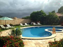 Pousada La Dolce Vita (blogumcafeeumamor) Tags: praia la do chuva piscina dolce pousada vita francs