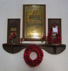 war memorial (Simon_K) Tags: church norfolk churches eastanglia aslacton