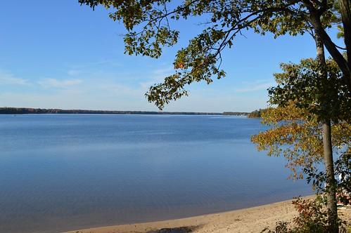 Otsego Lake, Michigan - 7.22.15 - Aerial View and Phantom 3 Motor ...