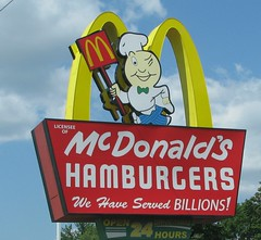 McDonalds on Telegraph Road, Dearborn, Mich. (Dan_DC) Tags: detroit michigan mcdonalds goldenarches dearborn sign telegraphroad suburbs suburbsofdetroit americana america midwest corporate stock imagebank rf royaltyfree business editorial company brands branding flatfee foodanddruggroup license food diet calories nutrition nourishment ingredients consumer consumerism fastfood convenience commercial chains roadside symbol symbolic symbolize legacy heritage ilovekitsch