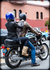 (seua_yai) Tags: sanfrancisco california street people urban usa america wheels thecity bayarea northamerica