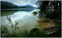 Lac d'Ilay, Jura, Franche-Comté, France (claude lina) Tags: france nature lac jura paysage franchecomté lacdilay