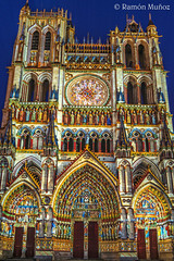 DSC7990 Catedral de Notre-Dame de Amiens (Ramón Muñoz - ARTE) Tags: francia catedral cathédrale notredame amiens arte gótico de escultura gótica