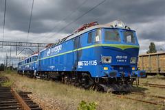 ET22-1135 Czerwiensk (Gridboy56) Tags: poland pkp et22 et41 pkpcargo czerwiensk et41078 et221135