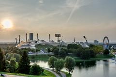 impark (_salomax) Tags: festival munich mnchen bayern deutschland tripod olympic fest summerfest olympicpark gitzo sommerfest olympiaturm olympiapark olympiastadion volksfest seebhne theatron impark olympiasee olympiaschwimmhalle oberwiesenfeld