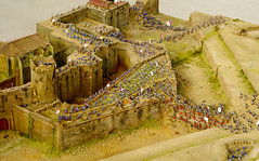 Fins que reeixim / Till we prevail (SBA73) Tags: barcelona scale model war attack guerra battle catalonia krieg assault artillery guns catalunya combat guerre siege barricades maqueta canons vauban batalla breach catalogna artilleria baluarte katalonien catalogne bulwark elborn asalto brecha 1714 closecombat setge poligonal baluard esvoranc successió elborncc baluarddesantaclara