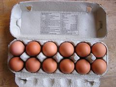 SuperValu Daily Basics 12pk Eggs 1
