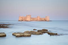 Kizkalesi (juliocm81) Tags: costa landscape atardecer playa paisaje castillo rocas larga turquía armonía exposición largaexposición degradado kizkalesi filtroslee