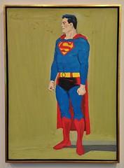 Superman (ArtFan70) Tags: sf sanfrancisco california goldengatepark ca usa art deyoungmuseum america painting dc kent unitedstates superman comicbook superhero deyoung dccomics artmuseum ramos clarkkent justiceleague kalel famsf melramos fineartsmuseumsofsanfrancisco