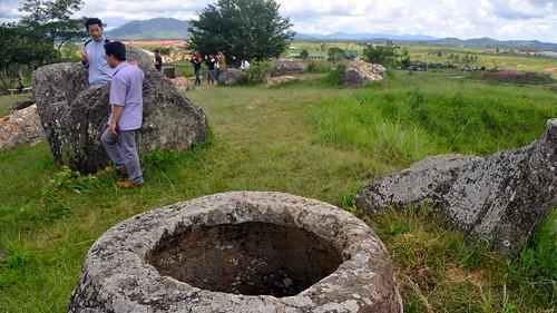 Plain of Jars Site No 1, Phonsavanh, Laos