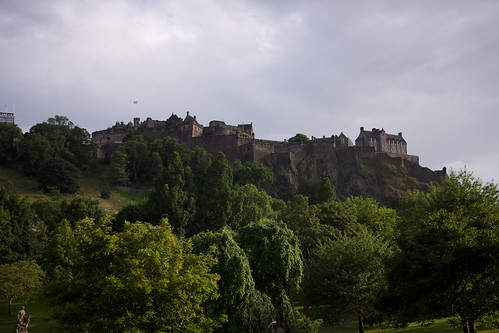 Edinburgh castle ©  Still ePsiLoN