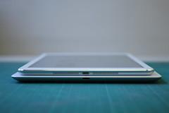 Apple iPad Air vs Apple iPad 3