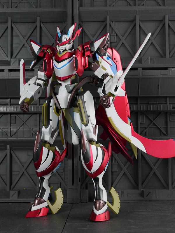 AHSMB-005 RED FIVE-LEADER