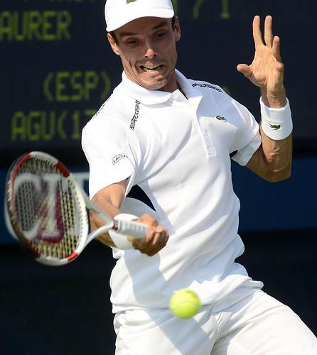 Roberto Bautista-Agut - 2014 US Open (Tennis) - Tournament - Roberto Bautista Agut