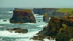 Eshaness Cliffs,Shetland Islands [Explored] (Lemmo2009) Tags: shetlandislands eshanesscliffs