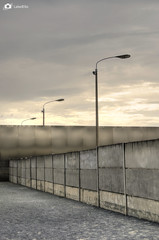 Gedenksttte Berliner Mauer (labelello_foto) Tags: berlin wall nikon memorial hdr 2470 bernauer 2470mm28 strase d7000