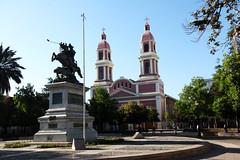 Plaza Los Heroes Rancagua