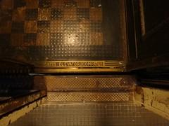 Otis elevator plaque at Jamaica (DieselDucy) Tags: newyorkcity newyork lift elevator jamaica ascensor lyfta lyft lyftu