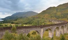Glenfinnan Viaduct (TS-Colors) Tags: glenfinnan viaduct scotland nikon d7000 harrypotter uk unitedkingdom leefilters tscolors lochshiel shiel loch