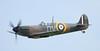 Spitfire 12 20140914 (Steve TB) Tags: duxford imperialwarmuseum iwm duxfordairshow supermarinespitfirei spitfirei