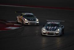(dasgogo) Tags: canon austin texas nocturnal dusk racing austintexas porsche 5d canon5d motorsports cota circuitoftheamericas