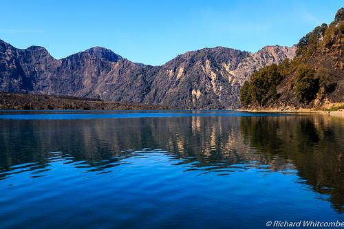 Segara Anak lake