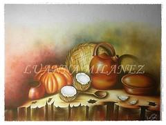 """m_DSCI0009 (Luanna Milanez """" Pintura em Tela e Tecido"""") Tags: em pintura tecido"""