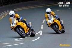 Isle of Man Senior TT Race 2015 (pallab seth) Tags: sports racing adventure suzuki rider isleofman superbike 2015 roadracing alanconnor ttcircuit touristtrophy motorcyclerace ttrace quarterbridge nikond7000 pokerstarsseniortt tamronspaf70300mmf456divcusd