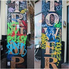 Trump Tower (_becaro_) Tags: berend becaro stettler trump tower amsterdam streetart street art artwork graffiti prinsengracht gogallery