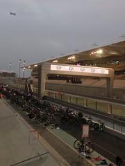 Transition Area, TriYas 2017, Abu Dhabi - jet in corner of pic (Patrissimo2017) Tags: triathlon triyas