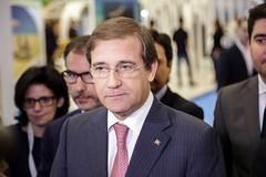 Pedro Passos Coelho na Bolsa de Turismo de Lisboa