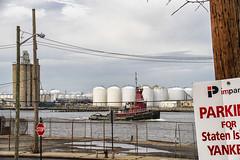 Tug in Kill (PAJ880) Tags: tug joan turecamo kill van kull staten island nyc bayonne nj industry shipping channel tanks