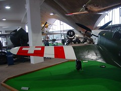 "Morane-Saulnier MS.406 7 • <a style=""font-size:0.8em;"" href=""http://www.flickr.com/photos/81723459@N04/32715016713/"" target=""_blank"">View on Flickr</a>"