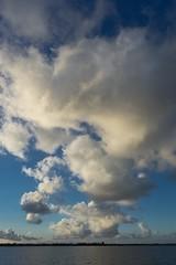 Wolkenstraat - Cloud street (naturum) Tags: 2017 amsterdam cloud cloudstreet durgerdam februari february geo:lat=5238957744 geo:lon=502528489 geotagged holland kinselmeer lake meer nederland netherlands water waterland winter wolk wolkenstraat noordholland