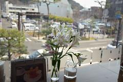 20170319_070_2 (まさちゃん) Tags: ユリ 喫茶店 coffe