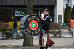 089 St. Patrick's Day - Yonkers Fire Department Pipes and Drums (rivarix) Tags: saintpatricksdayparade stpatrickday stpaddyandnotpatty tristatenewyorknewjerseyconnecticut nynjct irishparade patronsaintofireland culturalreligiousparadefestival irishamericanheritage partycelebration fireman firefighters pipeband bagpipe pipers bassdrum bassdrummer yonkersfiredepartmentpipesanddrums firepipesanddrums pipemajor drummajor