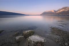 Silence [FR] (ta92310) Tags: travel hdr 74 lac lake annecy canon 6d autumn 2016 rhônealpes hautesavoie longexposure nd400 landscape paysage nature