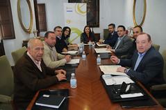 FOTO_Firma de convenios agencia de energía_02 (Página oficial de la Diputación de Córdoba) Tags: diputación de córdoba sara ana carrillo firma convenios agencia energía provincial