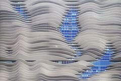 Aqua (GER.LA - PHOTO WORKS) Tags: aqua skyscraper chicago wave welle architecture architektur abstract art