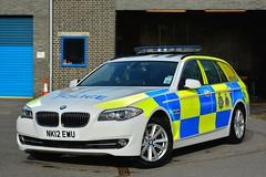 NK12 EWU (S11 AUN) Tags: durham constabulary bmw 530d touring anpr police traffic car rpu roads policing unit responsevehicle 999 emergency policeinterceptors nk12ewu