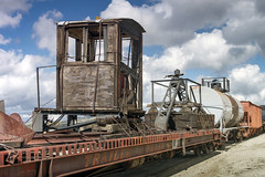 Old Railway Cars (charles25001) Tags: campotrainmuseum campo california train trainmuseum old trains