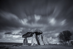 Pentre Ifan (Rory Pearce) Tags: landscape lee longexposure sky clouds mono pembrokeshire neolithic burial chamber